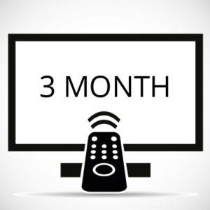 3 month iptv subscription