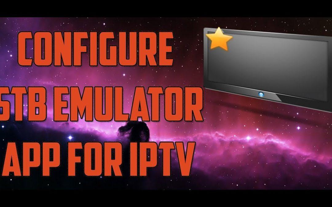 Setup STB Emulator App for IPTV