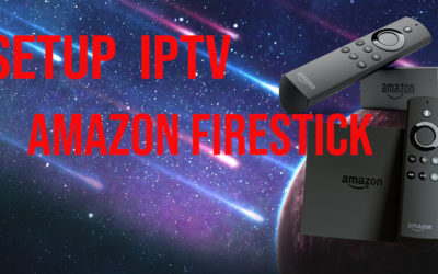 Setup Amazon Fire Stick IPTV
