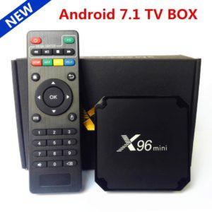 X96 Mini Android Box